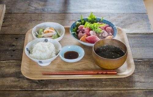 和食の定食