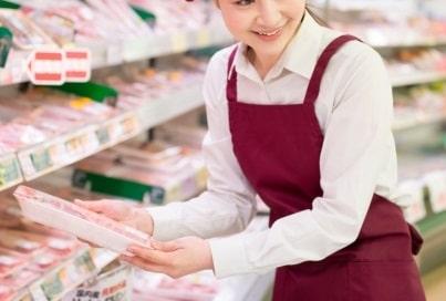 スーパーの品出しバイト