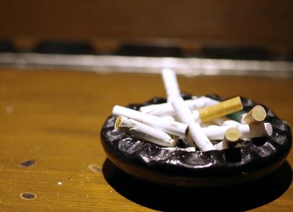 喫煙OKの飲食店